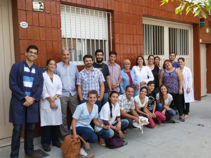 Recibimos alumnos de posgrado de EPG-FAUBA